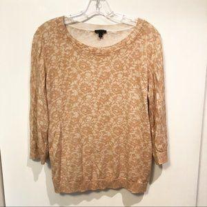 Talbots sweater XL